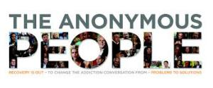 Logo for the movie: Anonymous People