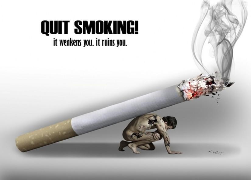 I QUIT SMOKING (AGAIN)