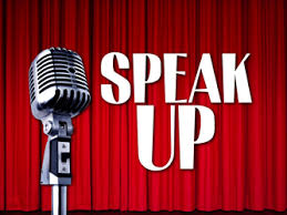 SPEAK UP3