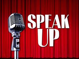 SPEAK UP3